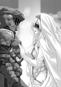 Rating: Safe Score: 19 Tags: armor goblin_slayer goblin_slayer_(character) kannatsuki_noboru monochrome nopan sword_maiden User: kiyoe
