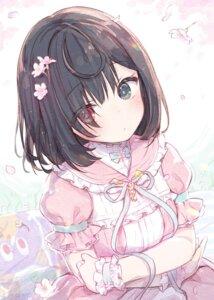 Rating: Safe Score: 33 Tags: dress heterochromia konomi lolita_fashion User: kiyoe