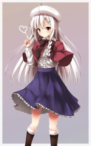 Rating: Safe Score: 44 Tags: astralair_no_shiroki_towa mage_(artist) shiraha_yuki User: hamasen205