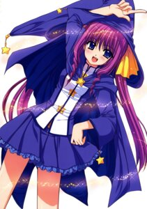 Rating: Safe Score: 19 Tags: nishimata_aoi witch User: fireattack