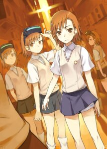 Rating: Safe Score: 22 Tags: haimura_kiyotaka misaka_imouto misaka_mikoto seifuku to_aru_majutsu_no_index User: Radioactive