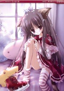 Rating: Questionable Score: 37 Tags: animal_ears loli lolita_fashion nekomimi pantsu renon tinkle User: Kalafina