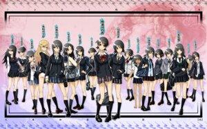 Rating: Safe Score: 18 Tags: eyepatch fujiyoshi_harumi fuura_kafuka hito_nami itoshiki_rin kaga_ai kimura_kaere kitsu_chiri kobushi_abiru komori_kiri kotonon kotonon_komori_kiri maruuchi_shouko mitama_mayo nezu_miko ookusa_manami otonashi_meru oura_kanako pantsu sakebuotoko sayonara_zetsubou_sensei seifuku sekiutsu_maria_taro tsunetsuki_matoi wallpaper User: charunetra