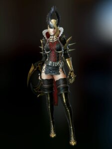 Rating: Safe Score: 6 Tags: armor tagme thighhighs weapon User: Radioactive