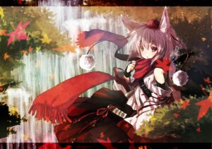 Rating: Safe Score: 31 Tags: animal_ears inubashiri_momiji miya_(tsumazukanai) touhou User: fairyren