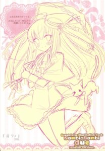 Rating: Safe Score: 2 Tags: an_an_wanco inugahora_an neko sketch User: inchi