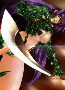 Rating: Questionable Score: 6 Tags: cleavage crease fixme sumita_kazasa witchblade witchblade_takeru User: Wraith