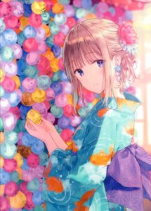 Rating: Questionable Score: 125 Tags: hiten hitenkei yukata User: 100497