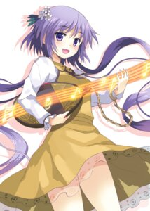 Rating: Safe Score: 31 Tags: rasahan touhou tsukumo_benben User: 椎名深夏