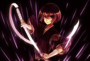 Rating: Safe Score: 9 Tags: bleach kuchiki_rukia nadame sword User: charunetra
