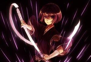 Rating: Safe Score: 9 Tags: bleach kuchiki_rukia nadame sword User: charunetra