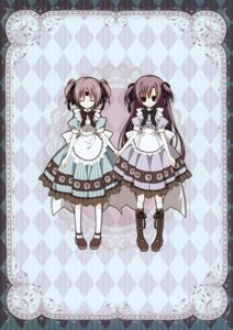 Rating: Safe Score: 15 Tags: 13 amene dress heels inugami_kira mitsuki_(13) User: Hatsukoi