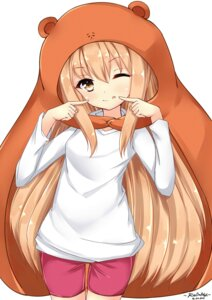 Rating: Safe Score: 51 Tags: bike_shorts doma_umaru himouto!_umaru-chan raonnoy User: memes