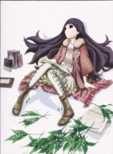 Rating: Safe Score: 15 Tags: jpeg_artifacts kirishiki_sunako pantyhose shiki User: charunetra
