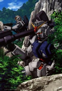 Rating: Questionable Score: 9 Tags: gundam ootsuka_ken the_08th_ms_team User: drop