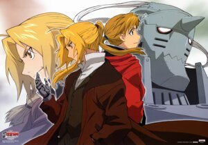 Rating: Safe Score: 12 Tags: alphonse_elric edward_elric fullmetal_alchemist male takano_keiko User: charunetra