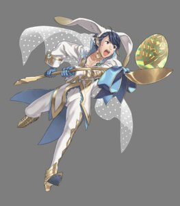 Rating: Questionable Score: 2 Tags: alfonse animal_ears bunny_ears fire_emblem fire_emblem_heroes kozaki_yuusuke male nintendo transparent_png weapon User: Radioactive