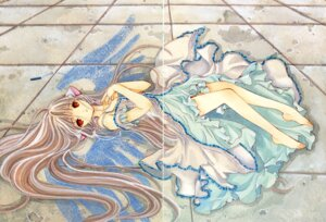 Rating: Safe Score: 4 Tags: chii chobits clamp fixme gap User: Share