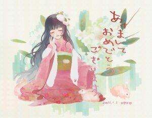 Rating: Safe Score: 8 Tags: kimono xero User: charunetra