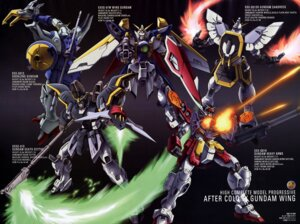 Rating: Safe Score: 14 Tags: gundam gundam_wing mecha shino_masanori User: Radioactive