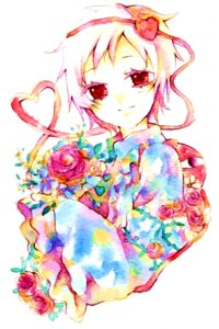 Rating: Safe Score: 2 Tags: komeiji_satori legomaru touhou User: Radioactive