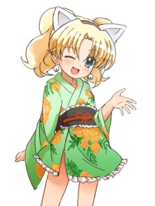 Rating: Safe Score: 13 Tags: animal_ears jewelpet jewelpet_twinkle miria_marigold_mackenzie nekomimi nyama yukata User: cosmic+T5
