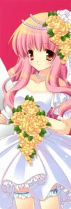 Rating: Safe Score: 27 Tags: dress garter louise shigunyan wedding_dress zero_no_tsukaima User: midzki