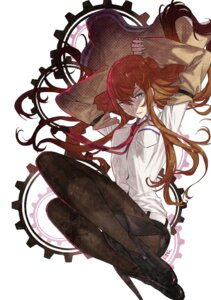 Rating: Safe Score: 65 Tags: kozaki_yuusuke makise_kurisu pantyhose steins;gate User: demonbane1349