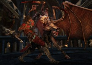 Rating: Safe Score: 11 Tags: castlevania castlevania:_lords_of_shadow cg gabriel_belmont male monster User: charly_rozen