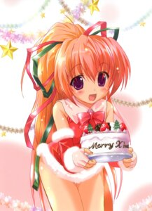 Rating: Safe Score: 29 Tags: christmas komatsu_e-ji User: fireattack