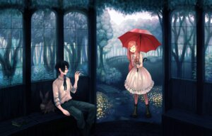 Rating: Safe Score: 17 Tags: dress mikebosi umbrella User: Noodoll