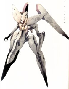 Rating: Safe Score: 7 Tags: anubis:_zone_of_the_enders mecha shinkawa_yoji vic_viper zone_of_the_enders User: Radioactive