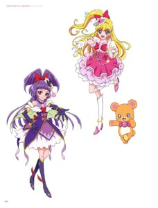 Rating: Questionable Score: 6 Tags: heels mahou_girls_precure! miyamoto_emiko pretty_cure User: drop