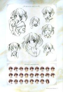 Rating: Safe Score: 5 Tags: asagiri_mai bekkankou sketch yoake_mae_yori_ruriiro_na User: admin2