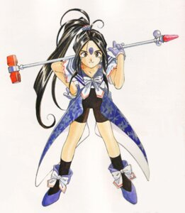 Rating: Safe Score: 6 Tags: ah_my_goddess dress fujishima_kousuke screening skuld User: yumichi-sama