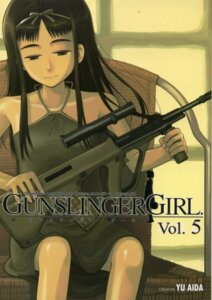 Rating: Safe Score: 3 Tags: aida_yuu angelica dress gun gunslinger_girl User: Radioactive