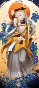 Rating: Safe Score: 5 Tags: animal_ears kogitsunemaru male sine sword touken_ranbu User: charunetra