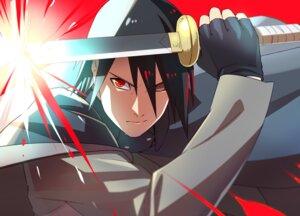 Rating: Safe Score: 5 Tags: heterochromia male naruto sword tagme uchiha_sasuke User: charunetra