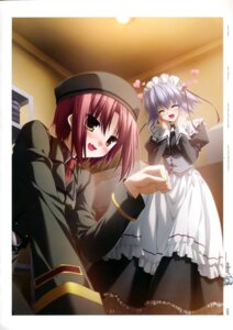 Rating: Safe Score: 11 Tags: chikotam eden elica lavinia_f.asai maid minori uniform User: WtfCakes
