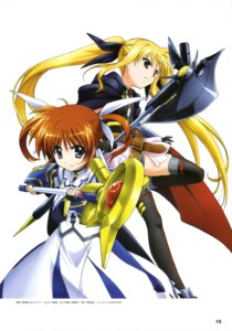 Rating: Safe Score: 12 Tags: fate_testarossa mahou_shoujo_lyrical_nanoha mahou_shoujo_lyrical_nanoha_a's mahou_shoujo_lyrical_nanoha_the_movie_2nd_a's okuda_yasuhiro takamachi_nanoha User: drop