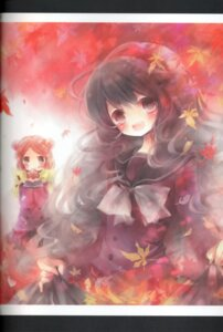Rating: Safe Score: 4 Tags: binding_discoloration niji_no_saki seifuku shimeko User: thfp