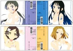 Rating: Safe Score: 7 Tags: akiyama_mio endou_michiko iida_keiko jekyll_and_hyde k-on! mizuki_makoto oota_ushio User: Kalafina