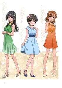Rating: Safe Score: 22 Tags: dress heels misaka_mikoto saten_ruiko to_aru_kagaku_no_railgun to_aru_majutsu_no_index uiharu_kazari User: drop