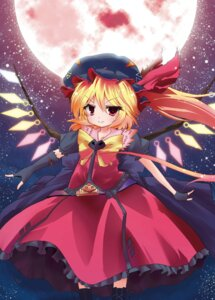 Rating: Safe Score: 15 Tags: bell_(satappe) flandre_scarlet touhou wings User: charunetra