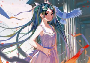 Rating: Safe Score: 42 Tags: cleavage dress hatsune_miku junp vocaloid User: Mr_GT