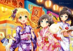 Rating: Safe Score: 67 Tags: azuki_azusa hentai_ouji_to_warawanai_neko itou_youko tsutsukakushi_tsukiko tsutsukakushi_tsukushi yukata User: drop