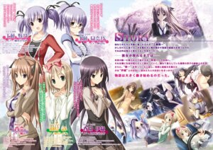 Rating: Questionable Score: 14 Tags: anna_(mirai_nostalgia) hatori_uta kasuga_iori koku kudo_hinano kudo_nono mirai_nostalgia naked purple_software siki User: van