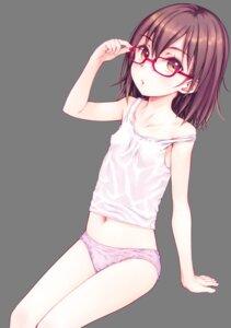 Rating: Questionable Score: 38 Tags: erect_nipples focke_wulf lingerie loli megane no_bra pantsu super_flat_lolinitron transparent_png User: Nico-NicoO.M.