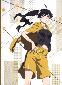 Rating: Questionable Score: 29 Tags: araragi_karen bakemonogatari User: drop