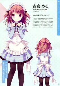 Rating: Safe Score: 17 Tags: furukura_meru maid pantyhose shiratama shiratamaco shugaten!_-sugarfull_tempering- User: Radioactive